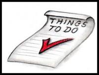 GettingOrganized_WriterSideUp.com_byDonnaMarie