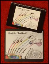 CreativityCkbk-Notebook&Mousepad