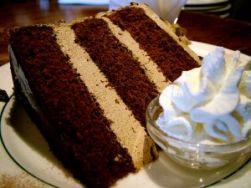 chocolate layer cake by Lotushead