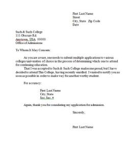 LetterTemplateforDecline-writersideup