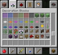 Decoration Blocks